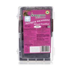 Ассорти из вяленых фруктов (Mixed Fruitbar) 200г.