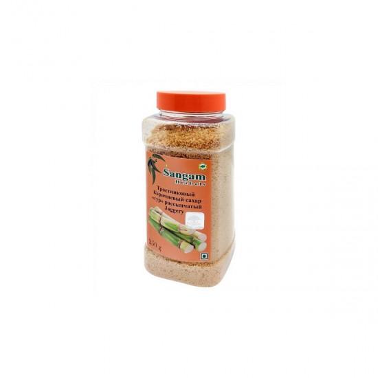Сахар Гур рассыпчатый тросниковый Sangam Herbals