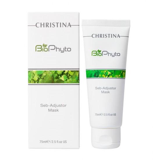 Christina (Bio Phyto) Себорегулирующая маска, 75 мл