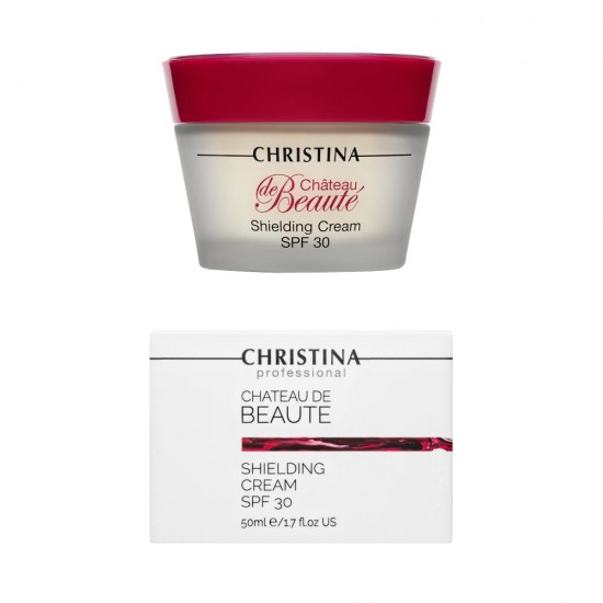 Christina (Chateau de Beaute) Защитный крем SPF 30, 50 мл