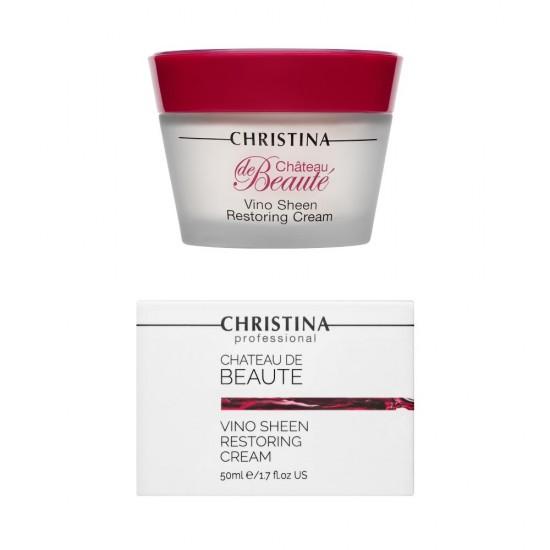 "Christina (Chateau de Beaute) Восстанавливающий крем ""Великолепие"", 50 мл"