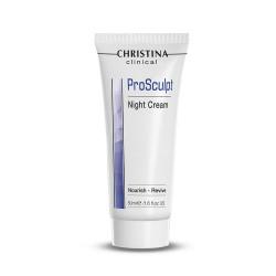 Christina Clinical (ProSculpt) Увлажняющий питательный ночной крем, 50 мл