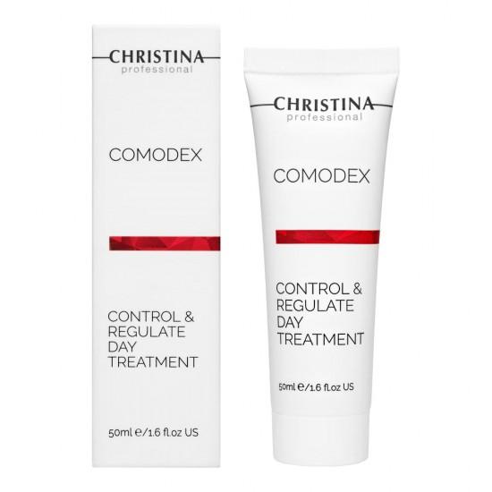 Christina (Comodex) Дневная регулирующая сыворотка-контроль, 50 мл