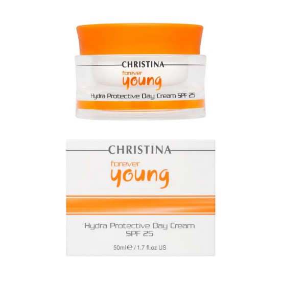 Christina (Forever Young) Дневной гидрозащитный крем SPF 25, 50 мл