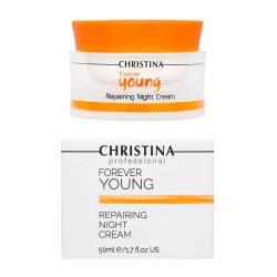 Christina (Forever Young) Ночной восстанавливающий крем, 50 мл