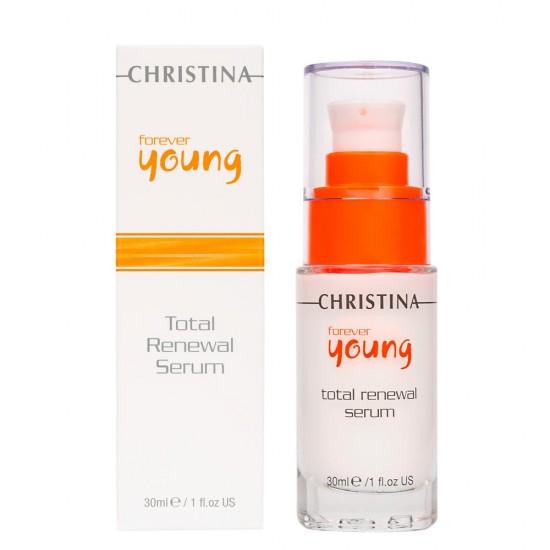 Christina (Forever Young) Омолаживающая сыворотка «Тоталь», 30 мл