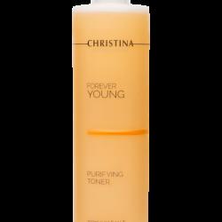 Christina (Forever Young) Очищающий тоник (pH 9,0-10,5), 300 мл
