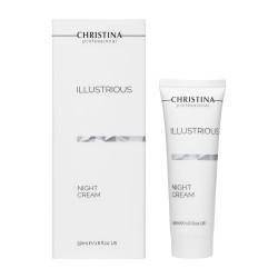 Christina (Illustrious) Обновляющий ночной крем, 50 мл