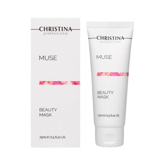 Christina (Muse) Маска красоты с экстрактом розы, 75 мл