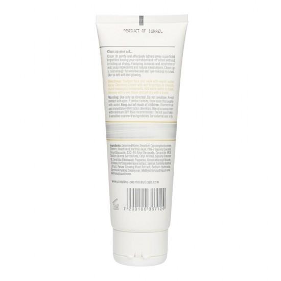 Christina (Silk) Очищающий крем (мыло), 120 мл