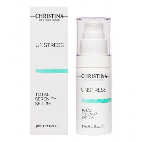 Christina (Unstress) Успокаивающая сыворотка «Тоталь», 30 мл