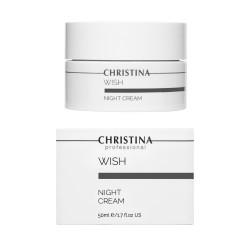 Christina (Wish) Ночной крем, 50 мл