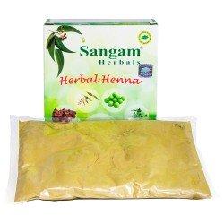 Хна индийская натуральная с травами (порошок) 100 г