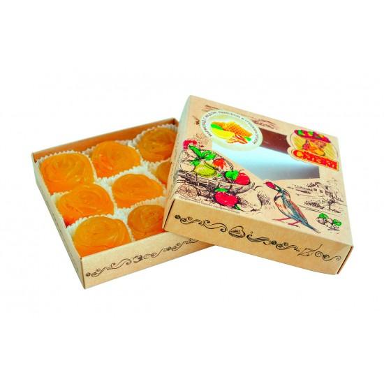 Мармелад «с Мёдом, Лимоном, Грецким Орехом» 300г.