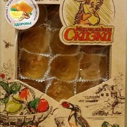 Мармелад «с Мёдом, Лимоном, Грецким Орехом» 500г.