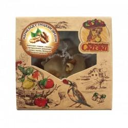 Мармелад желейный формовой «с Грецким орехом» 200г.