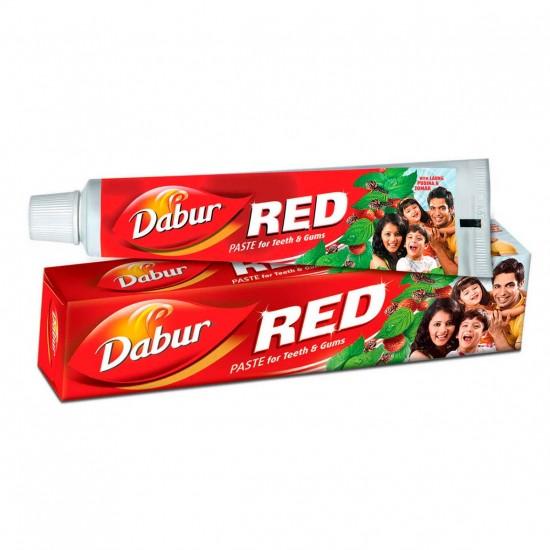"""Аюрведическая зубная паста """"Дабур красная"""" (Dabur Red), 100 г."""