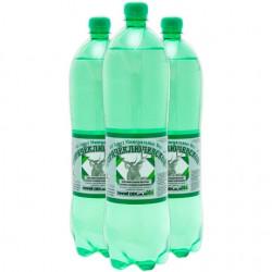 Вода минеральная лечебно- столовая «Горячий Ключ, скв.  934» газированная, 1,5л ПЭТ