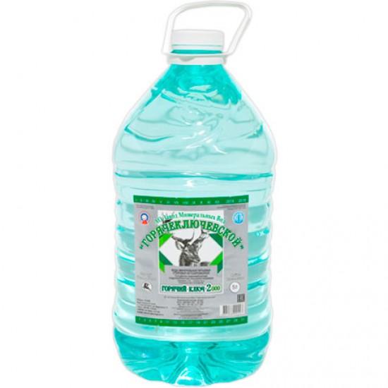 Вода минеральная столовая «Горячий Ключ 2000» газированная, 5л ПЭТ