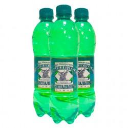 Вода питьевая природная «Горячий Ключ КРИСТАЛЬНЫЙ» 0,5л ПЭТ