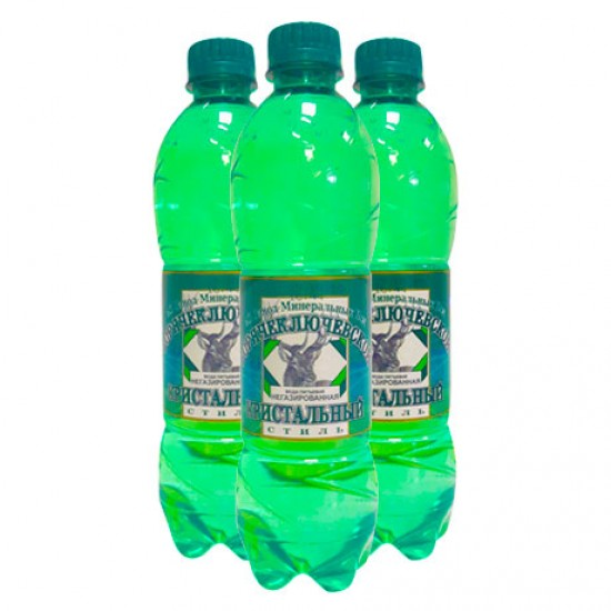 Вода питьевая природная «Горячий Ключ КРИСТАЛЬНЫЙ» 1,5л ПЭТ